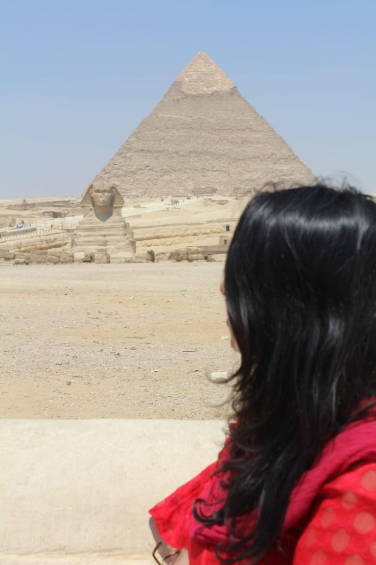 The Pyramids of Giza Review