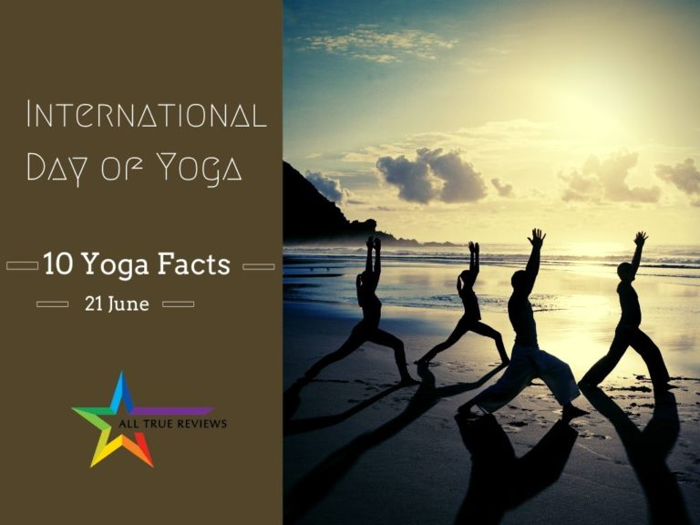 10 yoga facts