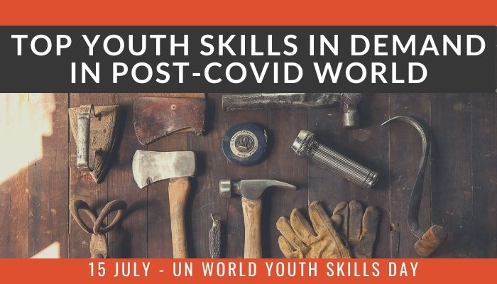 top youth skills in demand