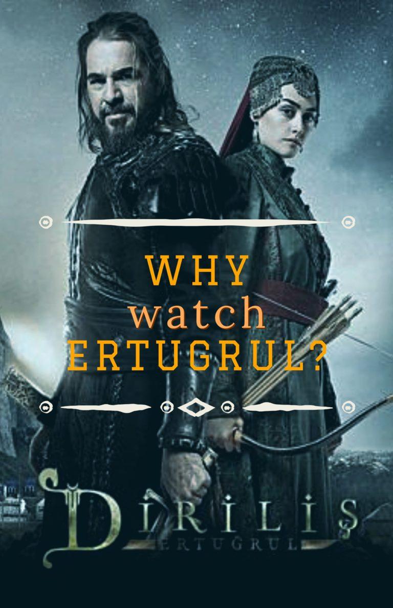 Ertuğrul series review