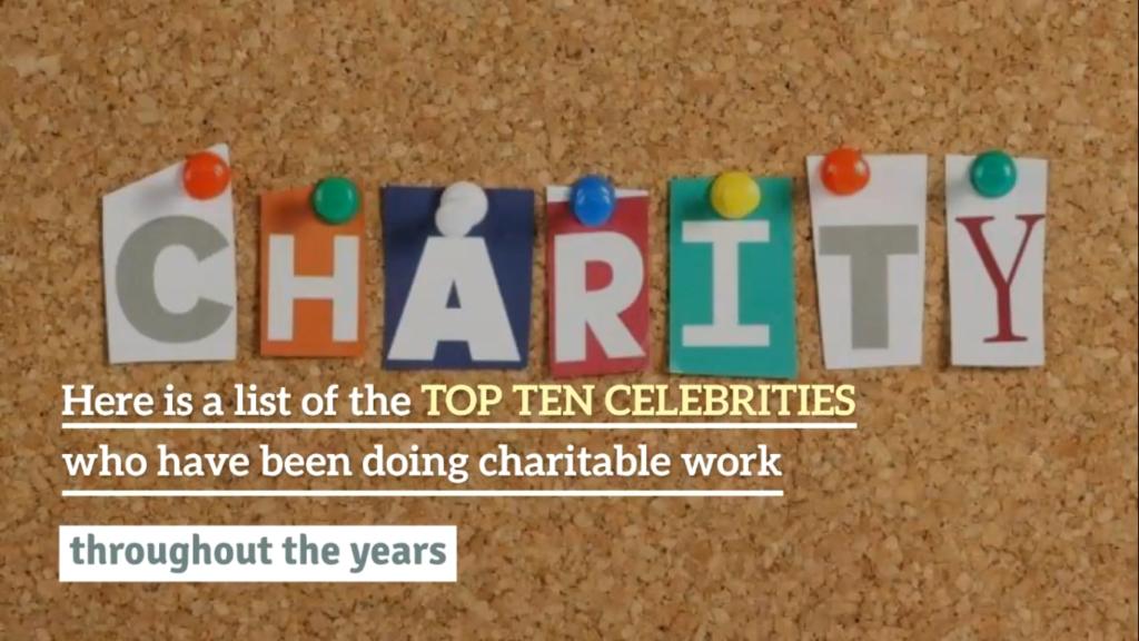 International charity day