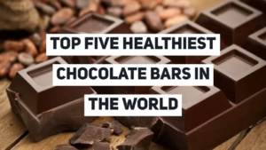Healthiest chocolate bars