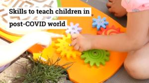 Skills to teach your children